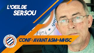 VIDEO: L'oeil de Sersou avant MHSC-ASM