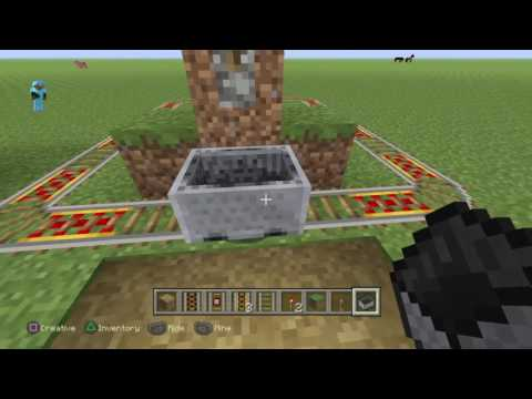 Minecraft creative working more on our stuff