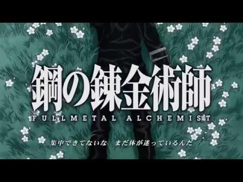 Fullmetal Alchemist Brotherhood  Opening 3 HD + LETRA