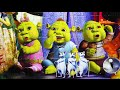 SHREK FIONA Puzzle Game Clementoni Play Games Rompecabezas Kids Learning Toys