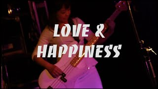 【LIVE】「LOVE & HAPPINESS(歌詞付き)」 at 新宿Motion 2020.01.11