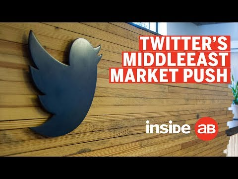 Twitter's Middle East growth plans