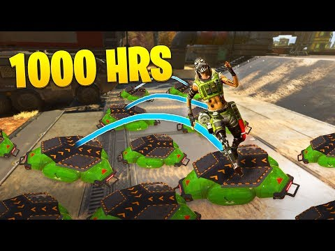 What 1000 Hours Of Octane Experience Looks Like - Apex Legends