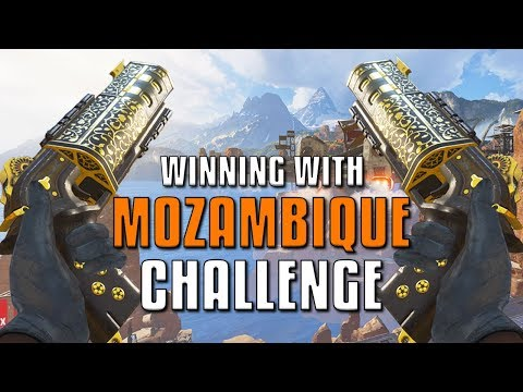 The MOZAMBIQUE Challenge - Win With Most Kills & Damage! | Apex Legends