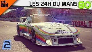 Les 24H du Mans des années 80 ● Porsche 935 Apple [Project CARS 2 Le Mans]