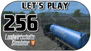 LANDWIRTSCHAFTS SIMULATOR 2015 #256   Wasserprobleme ★ Let's Play LS15   Deutsch