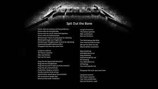 Metallica best songs with lyrics