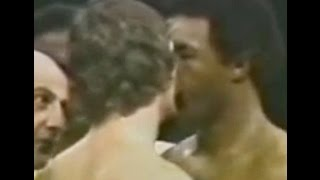 "George Foreman being even Funnier than Mike Tyson - Ali ""assisting"""