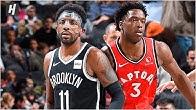 Toronto Raptors vs Brooklyn Nets - Full Game Highlights | October 18, 2019 NBA Preseason