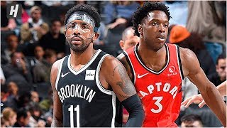 Toronto Raptors vs Brooklyn Nets - Full Game Highlights | October 18, 2019 NBA Preseason