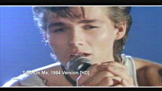 A-ha - Take On Me - 1984 Version [HD] Excellent Quality. The first ...