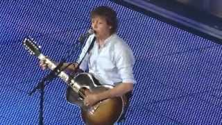 Lovely Rita Paul McCartney live @ O2 Arena London 23.05.2015