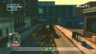 Transformers : Revenge of the Fallen Walkthrough Part 1 HD by Captainxena Team