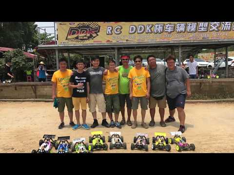 Tekno NB48.4 at DDK Race in China!