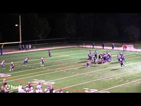 #7 Anthony Thompson 2014 Junior Highlights