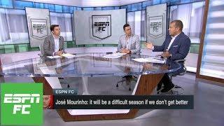 José Mourinho sending a message to Manchester United's board?   ESPN FC   ESPN