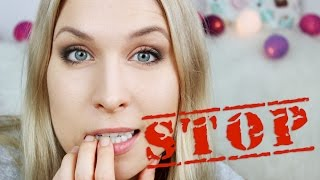 ♦ Jak przestać obgryzać paznokcie? 3 sposoby - Taki Myk #29 ♦