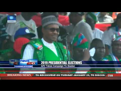 APC Takes Presidential Campaign To Ibadan