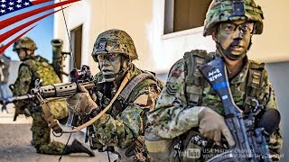 【離島を奪還せよ!】自衛隊(西普連/水陸機動団)の渡米演習映像 - アイアンフィスト2018