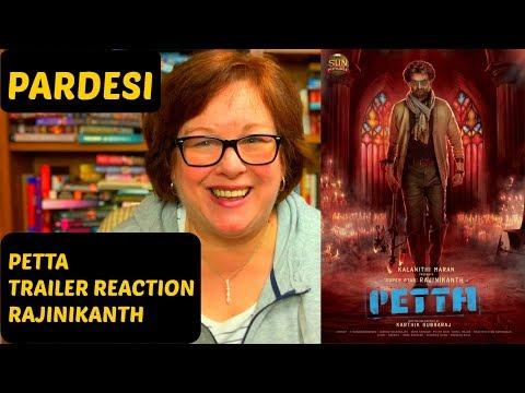 Petta Trailer Reaction | Rajinikanth