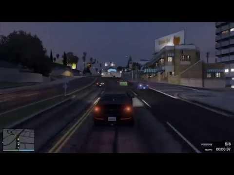 GTA Online Gameplay ITA - Primi 10 minuti