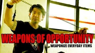 Weapons of Kali | Weapons Attributes | Doug Marcaida