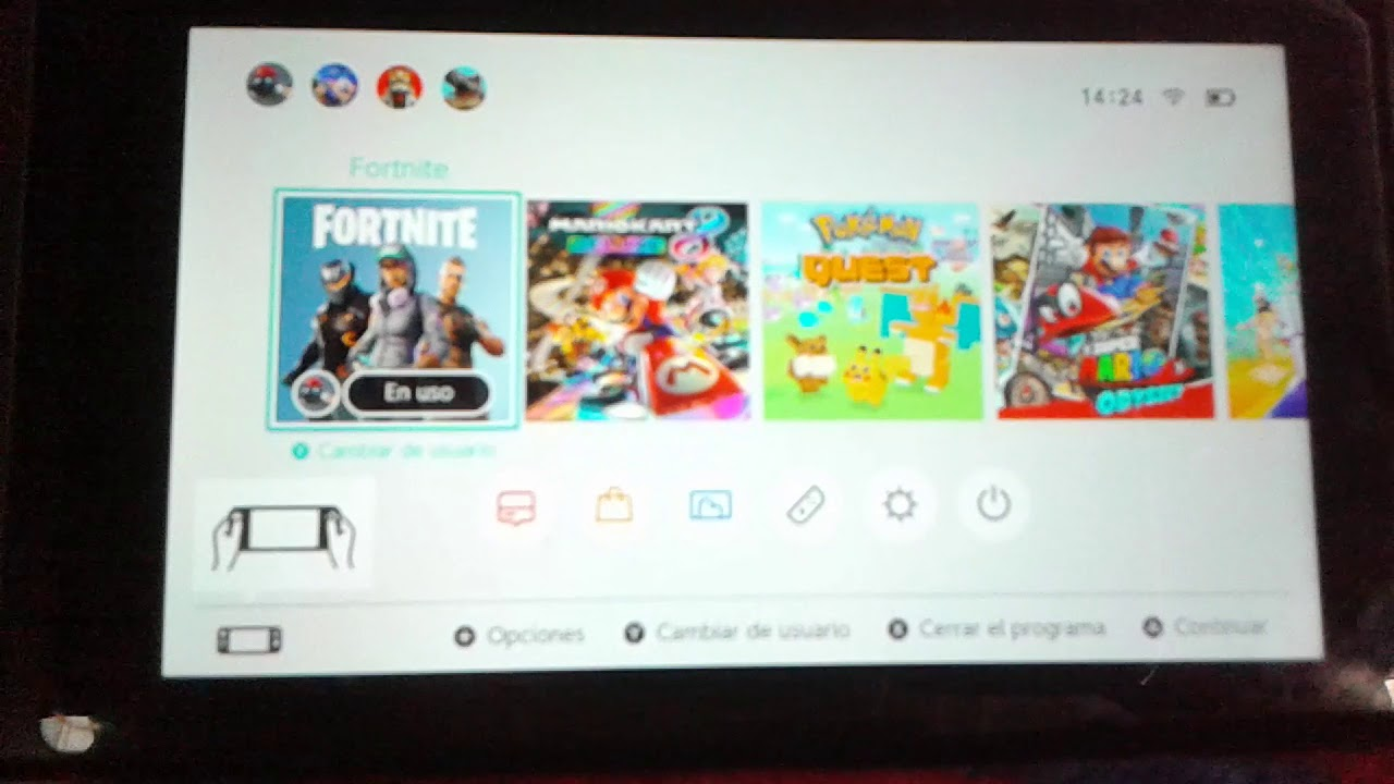 2 Como Descargar Fortnite Para Nintendo Switch Youtube