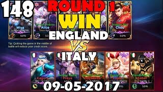 england win vs italy round 1   mobile legends wtf moment contest