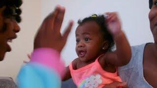 BABY RYAN FIGHTS HER BIG SISTER!