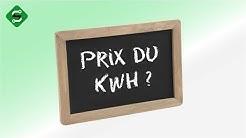 Prix d'un kWh ? Question/Réponse -SILIS Electronique -