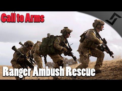 Call to Arms - Ranger Ambush Rescue - Steam Workshop Mod