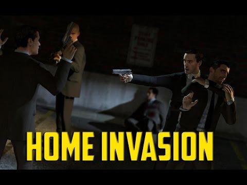 Gmod Santos RP - Home Invasion