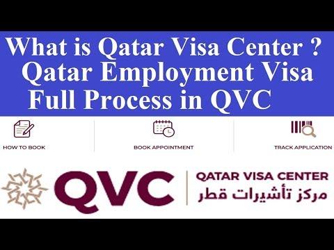 What is Qatar Visa Center l Qatar Visa Center Process l Qatar Employment Visa Process l Qatar Visa