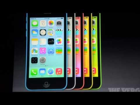 รีวิว iPhone 5C ราคา ไอโฟน 5ซี มีกี่สี สเปค รายละเอียดราคา