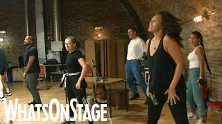 Rent revival at the Hope Mill Theatre | In rehearsals