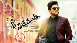 Seethakalam Telugu Karaoke mp3 II Son of Satyamurthy