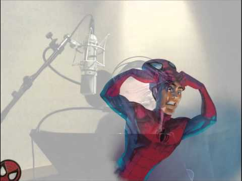 The Amazing Spider-Man : An Origin Story read by Stan Lee - Storybook App