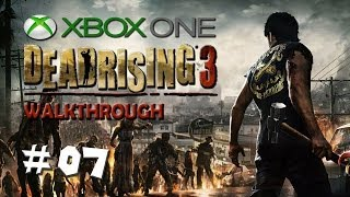 "Dead Rising 3 - Walkthrough - PART 7 ""Tragedy oh Tragedy!"" / XBOX ONE Gameplay"