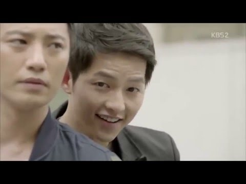 Song Joong Ki smile moments | Descendants of the sun beauty scenes | Everytime| Part 1