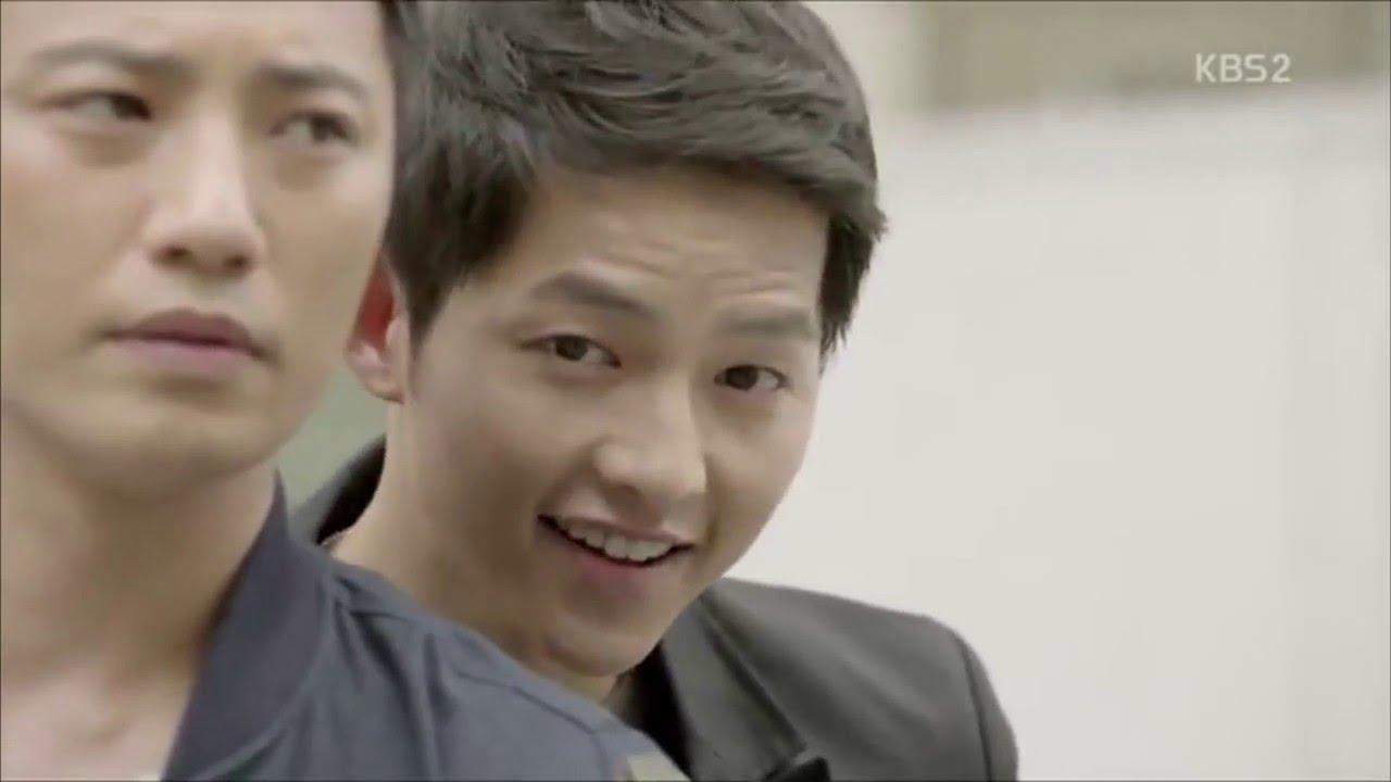 Song Joong Ki Smile Moments