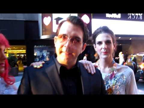 Jonny McGovern The Gay Pimp NOKIA Theatre Times Square NYC