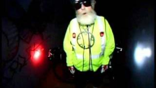 Bicycle Safety Rap Song about lights