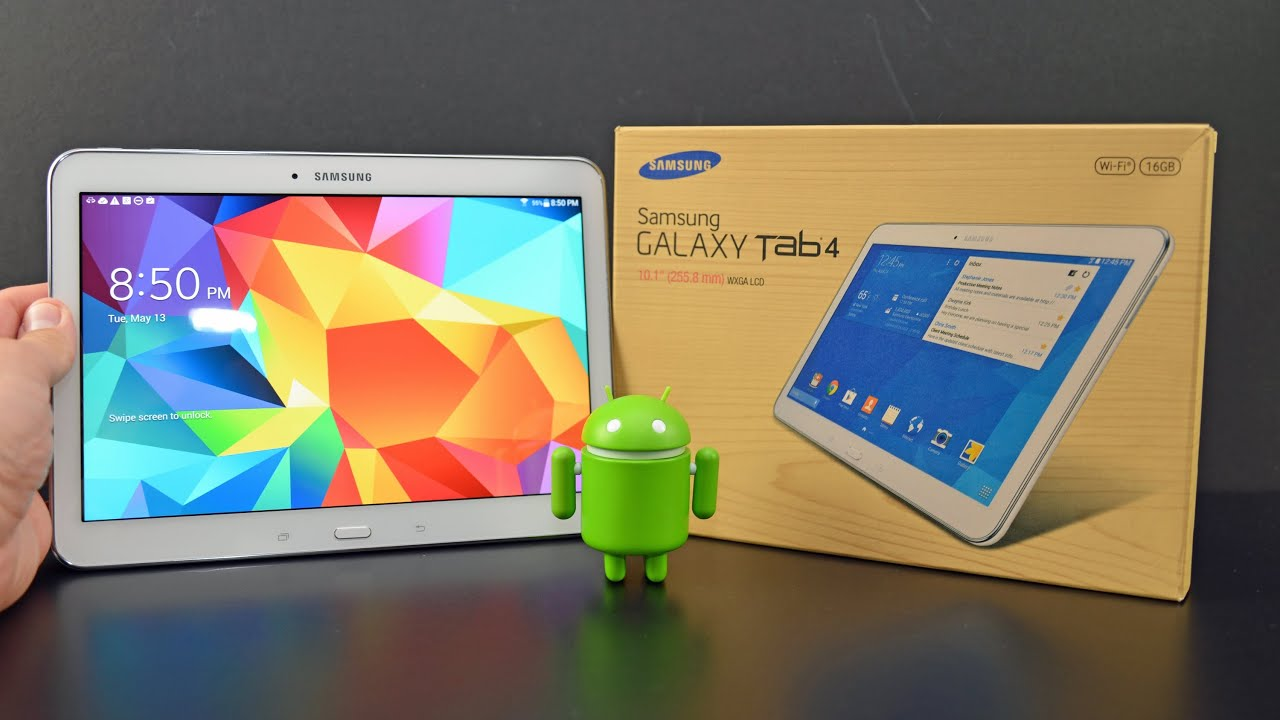 samsung galaxy tab 4 10 1 unboxing amp review   youtube