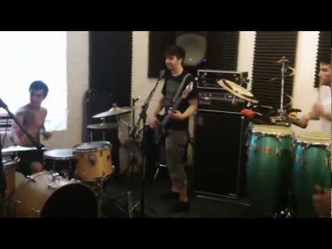 Evil Empire Rehearsal - Music Garage