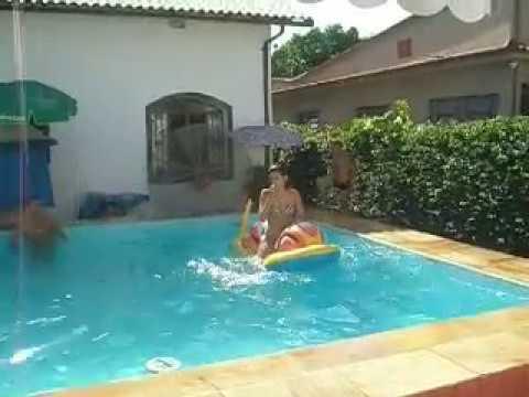 piscina e churrasco 2 youtube