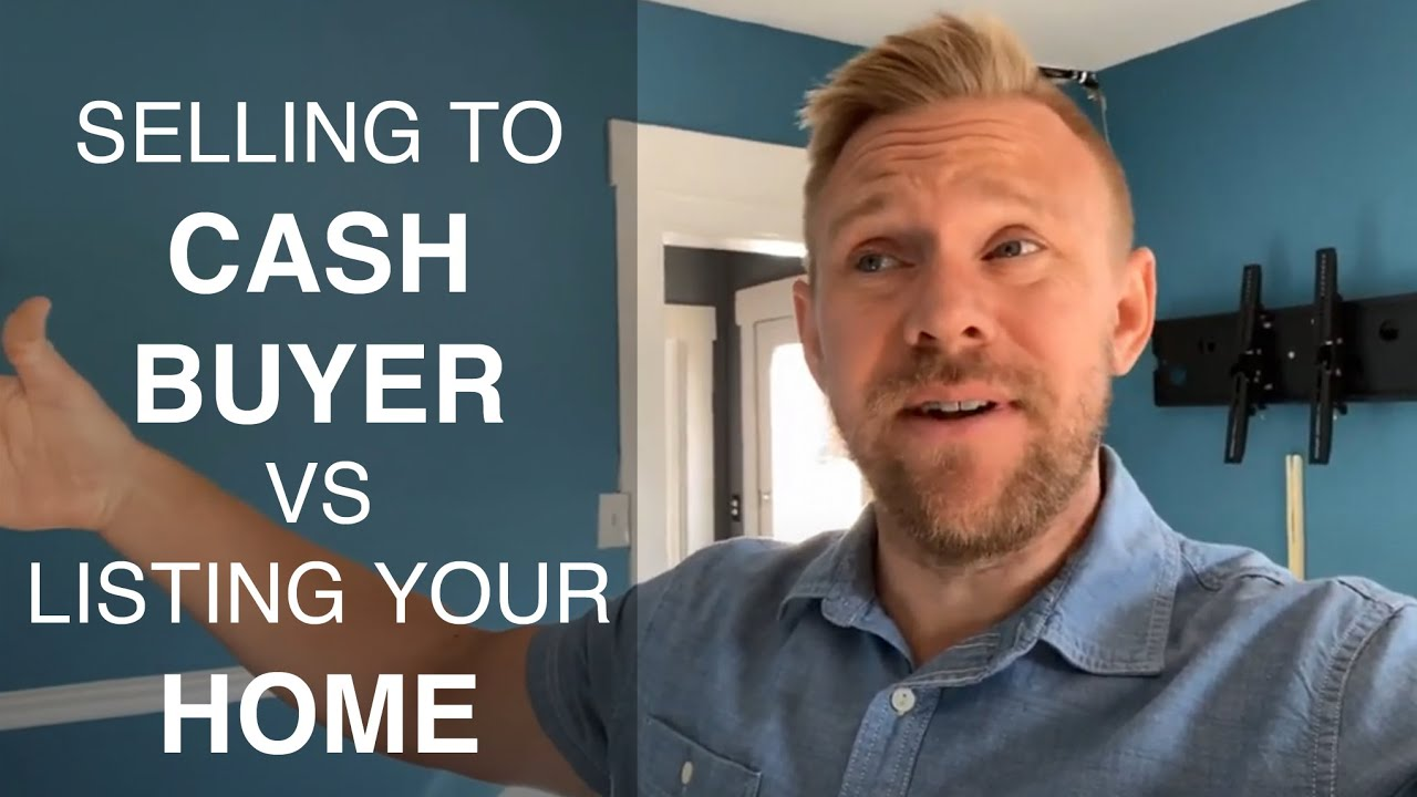 Difference of Selling to a Cash Home Buyer vs. Selling on the Market to an Owner Occupant