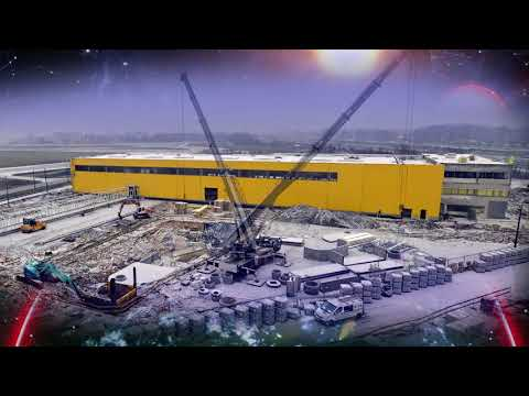 LS - DHL Terminal Construction Chronicle