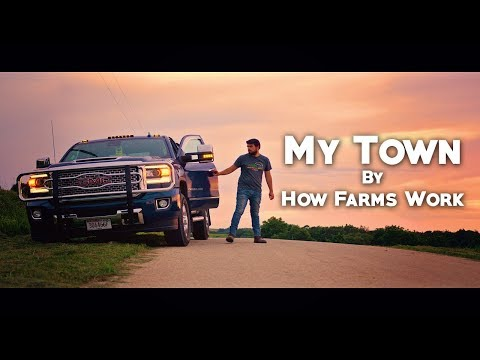 My Town - Montgomery Gentry | How Farms Work