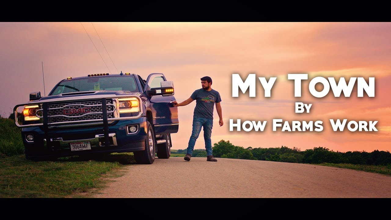 town montgomery gentry  farms work youtube
