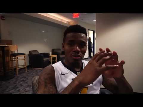 Men's Basketball: Daxter Miles Jr. | 1/7/17